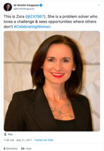 Social post #CelebratingWomen #532